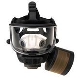 全面罩呼吸器 > M120 CBRN面罩(正压式空气呼吸器类产品)